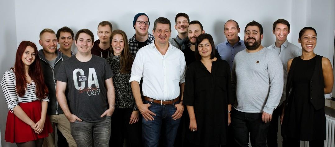 Team Experten Entwickler Sowftwareentwickler